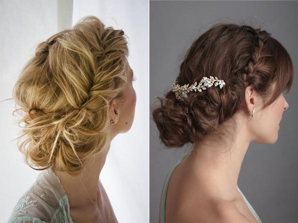 Elegir peinado para el d a b m de moda for Recogidos bonitos y sencillos